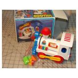 Play-N-Learn Loco - Pull Along toy