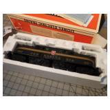 Lionel Pennsylvania R/R GG-1 Elec Locomotive w/Box