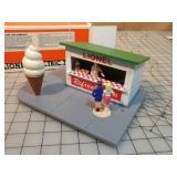 Lionel Animated Refreshment Stand w/Box