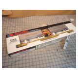 Lionel SeaLand T.T.U.X. Articulated Flatcar w/Box