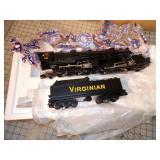 Lionel Virginian 2-8-8-2 Locomotive & Tender w/Box