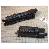 Lionel Lines 4-6-4 Hudson Engine & Tender