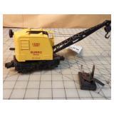 Lionel Lines Burro / Santa Fe Crane Car