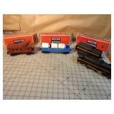 4pc Lionel Engine, Tender & Cars