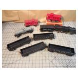 9pc Lionel Steam Train Set