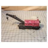 Lionel 1pc - Derrick crane car