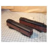 Williams Rail lines - 2pcs Tin