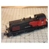 Lionel 1pcs - Seaboard 602 Diesel electric