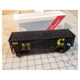 Bev-Bel Chessie System B&O Ribbed Hopper Car