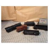 Lionel Electronic Control Unit & Matching Train
