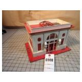 Lionel #115 Station Tin Building