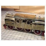 Gold McCoy Standard Ga. Diesel Switcher Engine