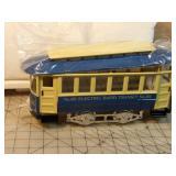 Lionel Standard Ga. Elec Rapid Transit Trolley