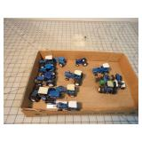 13pc Small Model Ford & New Holland Equipment