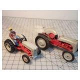 2pc Ford Tractor Models - Ertl & Other