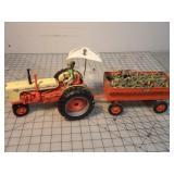 Ertl Case 800 Diesel Tractor w/ Umbrella