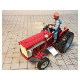 Ertl IH 460 Utility Tractor w/ Transport Disc