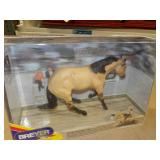 Breyer #478 Hollywood Dun It Reining Horse