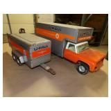 Nylint U-Haul Box Truck & Trailer