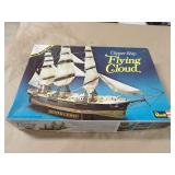 Flying Cloud Clippers Ship Model by Revell