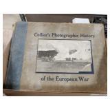 Colliers Photographic History of European War /Mug