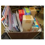 Sports Cards, Magazines, Lunch Box, Etc