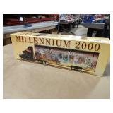 Millenium 2000 - 20th Century Commemorative Semi