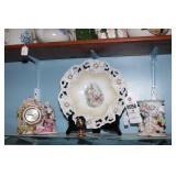 4 Pc Ceramic Décor Items -