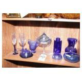 Blue Glass - Some Cobalt