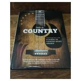 This is country coffee table book