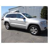 2013 Jeep Grand Cherokee AUCTION