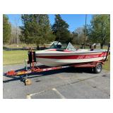 1988 Ski Nautique Boat AUCTION