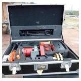 Cen-Tech Self-leveling Laser Level Set like New