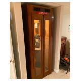 Original Bell System Telephone Booth