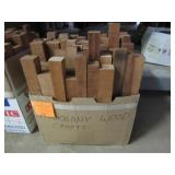 Mahogany Craft Wood
