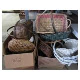 2 Boxes of Baskets