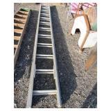 Aluminum Ladder 24ft