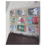 1997 Score 87 Topps Assorted Baseball Cards