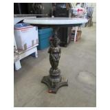 Cherub Marble Top Table