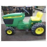 John Deere Plastic - Pedal Tractor