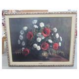 "Flower Wall Art ""Gift of Flowers"" Hoffman"