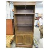 Cabinet with Glass Shelf