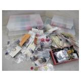 Buttons & Beads Lot