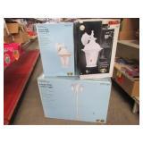 Lamp Post & 2 Garage Lights