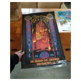 Box of posters