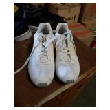 Pair of size 12 Nike shox sneakers