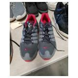 Pair of size 13 Nike shox sneakers