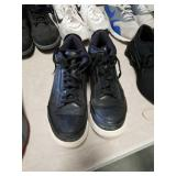 Pair of size 12 leather nikes