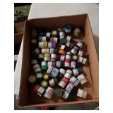 Box of paint