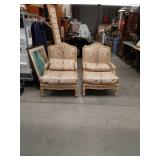 Pair of occ chairs